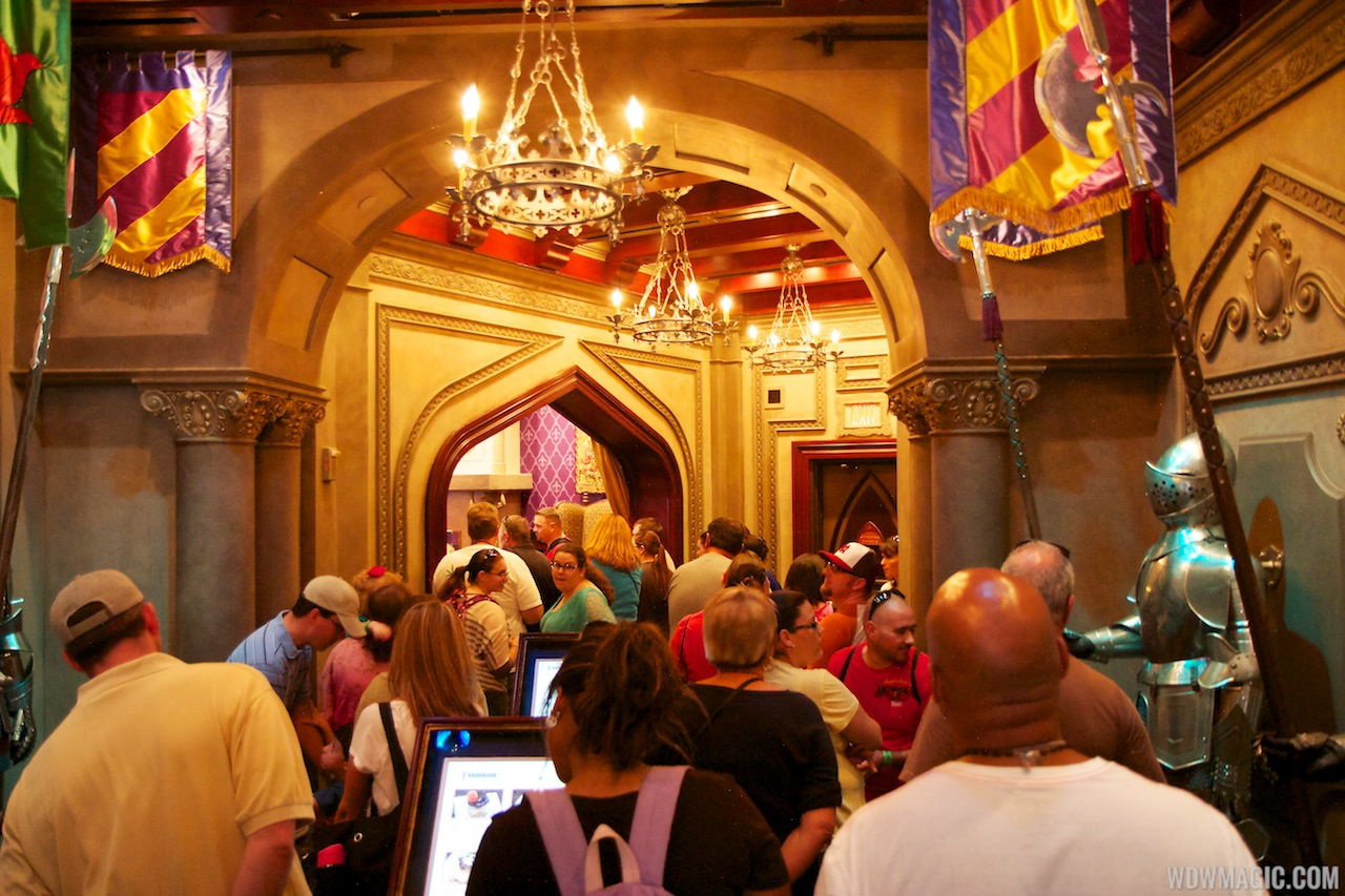 Be our guest restaurant lunch photo 1 of 25 for 3 dining rooms at be our guest