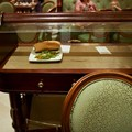 Be Our Guest Restaurant - Be Our Guest Restaurant lunch -  Food service from the trolley