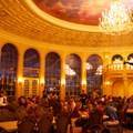 Be Our Guest Restaurant - Be Our Guest Restaurant lunch -  The Ballroom full of guests
