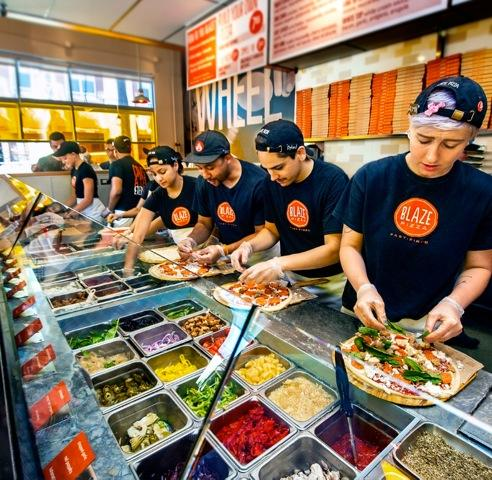 More details on the new flagship Blaze Pizza restaurant coming to Disney Springs