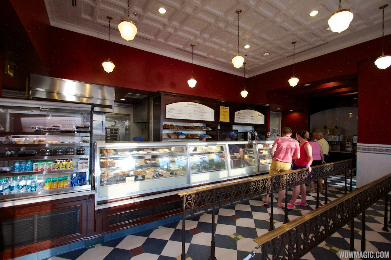 BoardWalk Bakery 2013 refurbishment completed