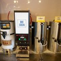 Boardwalk Bakery - Inside the new Boardwalk Bakery - Hot beverages refill
