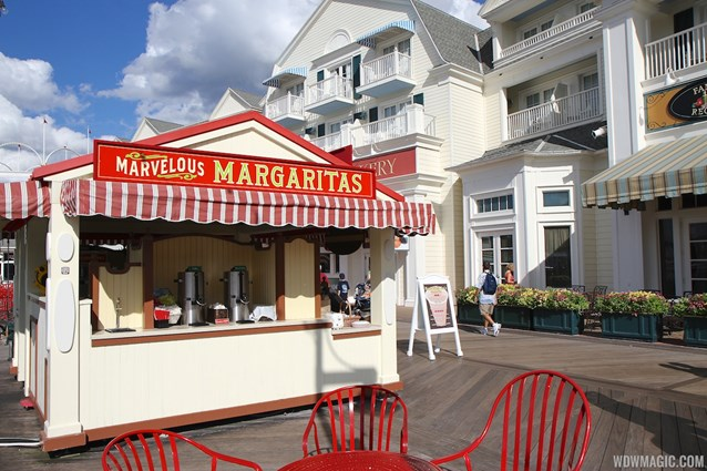 Boardwalk Joe's Marvelous Margaritas