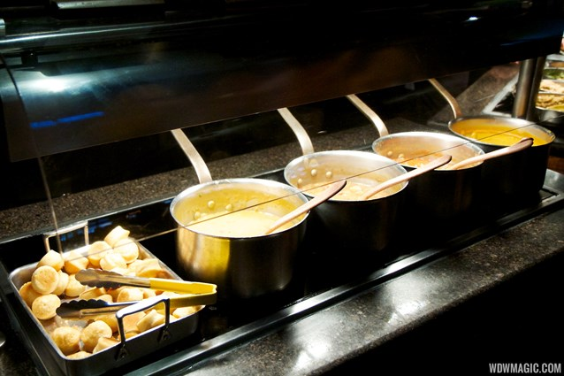 Boma - Flavors of Africa - Boma Dinner buffet food - Soups