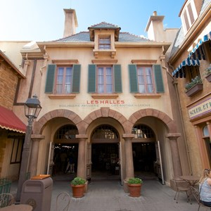2 of 20: Les Halles Boulangerie Patisserie - Les Halles Boulangerie Patisserie - Main entrance