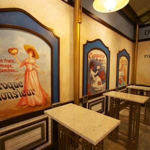 8 of 20: Les Halles Boulangerie Patisserie - Les Halles Boulangerie Patisserie - Interior details