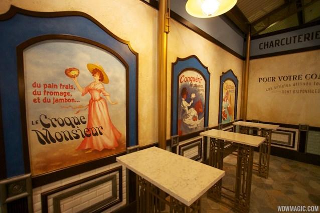 Les Halles Boulangerie Patisserie - Les Halles Boulangerie Patisserie - Interior details