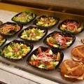 Les Halles Boulangerie Patisserie - Les Halles Boulangerie Patisserie - Salads and sandwiches