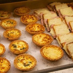 11 of 20: Les Halles Boulangerie Patisserie - Les Halles Boulangerie Patisserie - Savory goods
