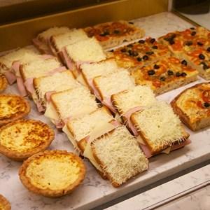 12 of 20: Les Halles Boulangerie Patisserie - Les Halles Boulangerie Patisserie - Sandwiches