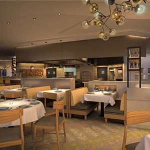 1 of 5: California Grill - California Grill 2013 refurbishment concept art