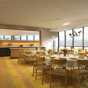 5 of 5: California Grill - California Grill 2013 refurbishment concept art