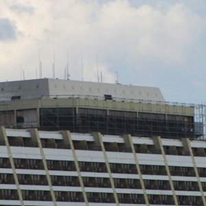 2 of 4: California Grill - California Grill refurbishment progress
