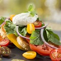 California Grill - Heirloom Tomato Salad at California Grill