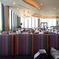 California Grill - Inside the newly refurbished California Grill dining room