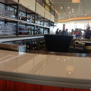 2 of 2: California Grill - Inside the newly refurbished California Grill bar