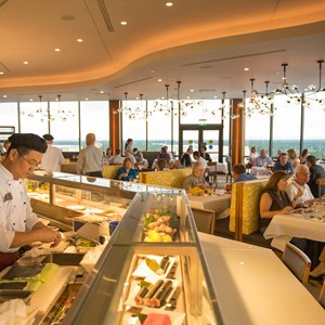 1 of 20: California Grill - New California Grill dining room