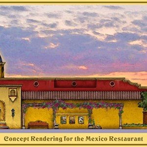 1 of 1: La Cantina de San Angel - New Cantina de San Angel concept art
