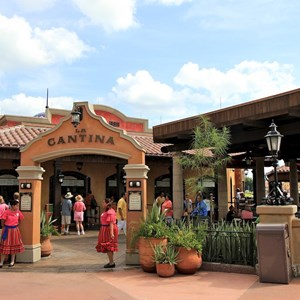 1 of 20: La Cantina de San Angel - La Cantina restaurant