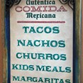 La Cantina de San Angel - An overview of the offerings