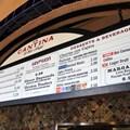 La Cantina de San Angel - La Cantina menu