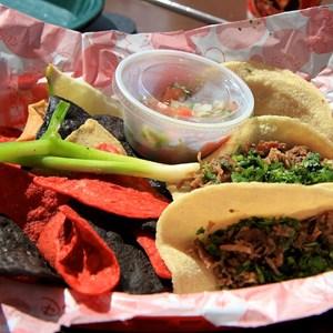 11 of 20: La Cantina de San Angel - Tacos de Carne