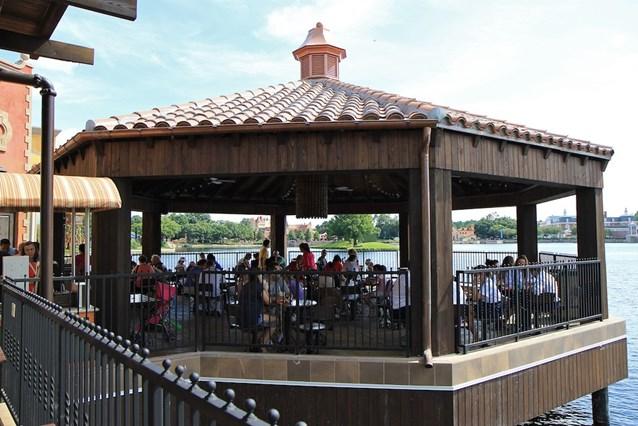 La Cantina de San Angel - Second dining area
