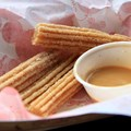 La Cantina de San Angel - Churros con Cajeta