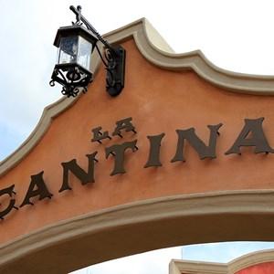 5 of 20: La Cantina de San Angel - La Cantina signage