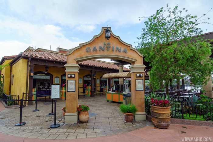 La Cantina de San Angel breakfast