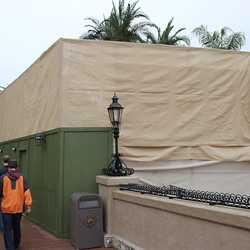 Cantina de San Angel refurbishment