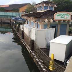 Cap n Jacks Margarita Bar closed for refurbishment
