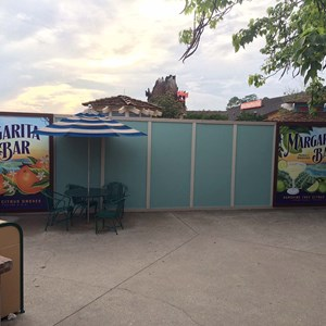 2 of 2: Cap'n Jack's Margarita Bar - Cap n Jacks Margarita Bar closed for refurbishment