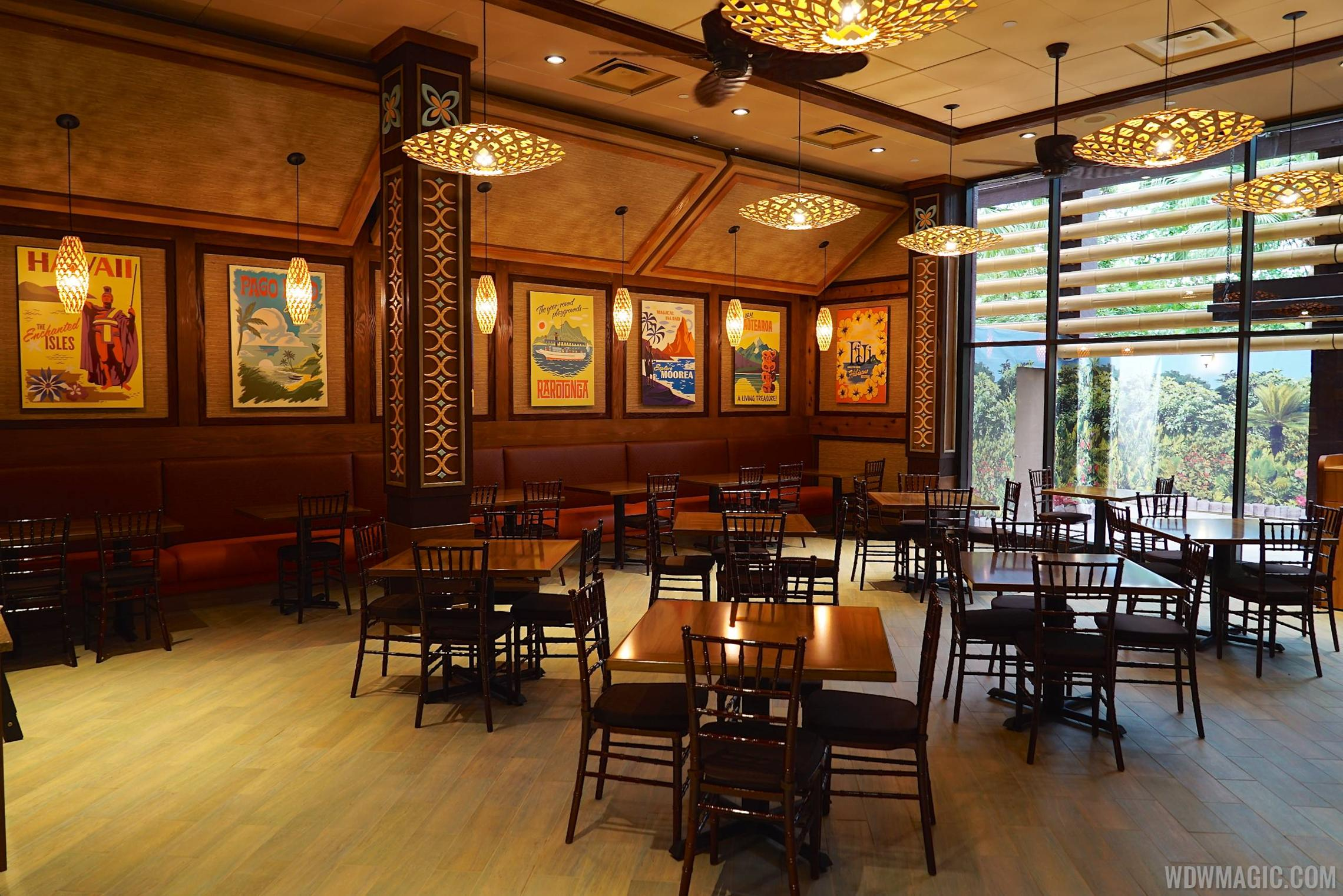 Captain Cook's - Main Dining Room