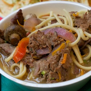 15 of 17: Captain Cook's - Captain Cook's - Beef Udon