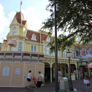 2 of 2: Casey's Corner - Exterior refurbishment