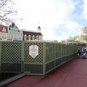 3 of 4: Casey's Corner - Casey's Corner seating area refurbishment