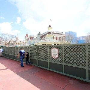 4 of 4: Casey's Corner - Casey's Corner seating area refurbishment