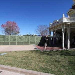 3 of 5: Casey's Corner - Casey's Corner exterior walkway area refurbishment