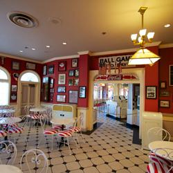 Casey's Corner expanded inside seating area