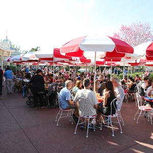 4 of 4: Casey's Corner - Casey's Corner expanded outdoor seating