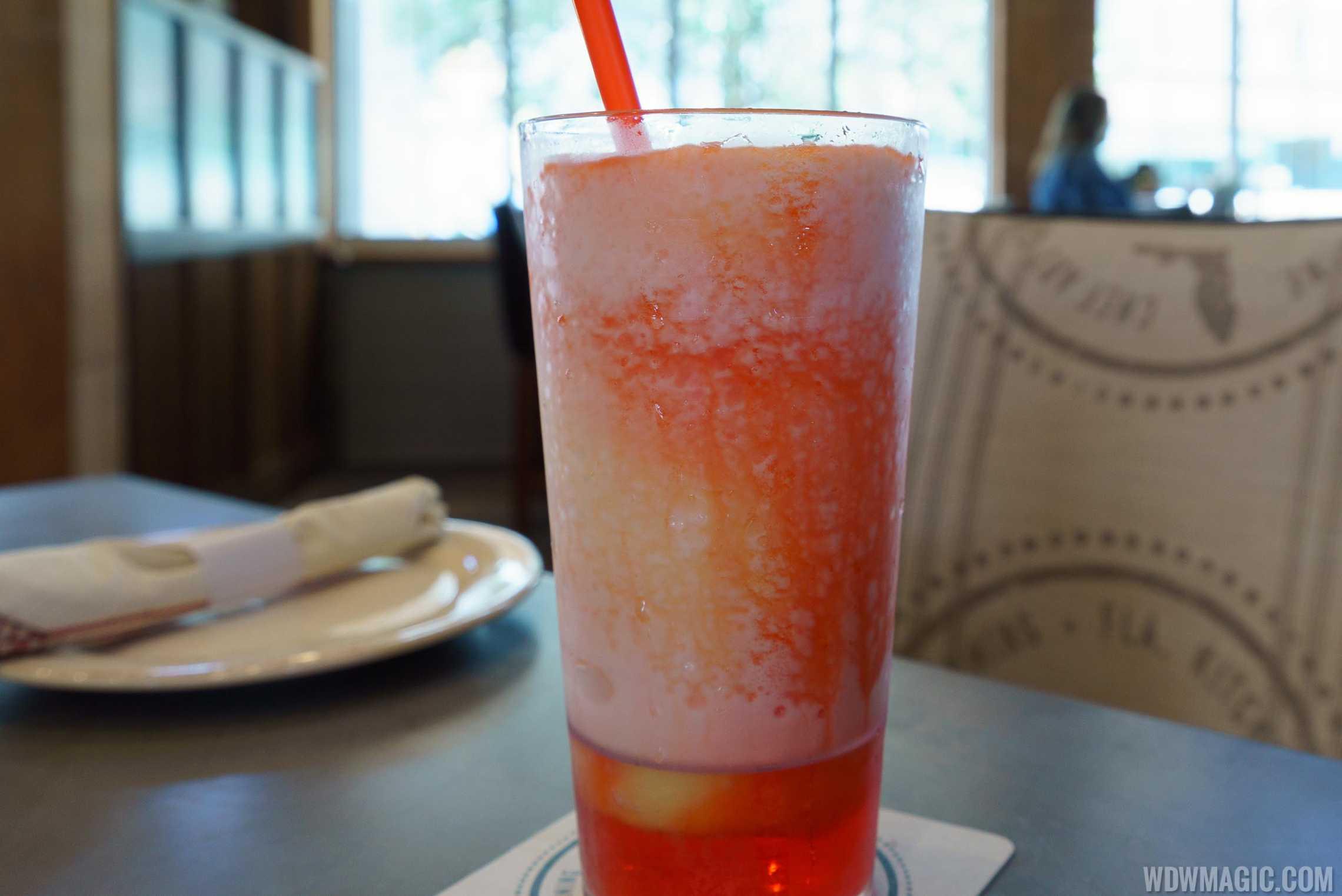 Homecoming restaurant - Frozen Icee
