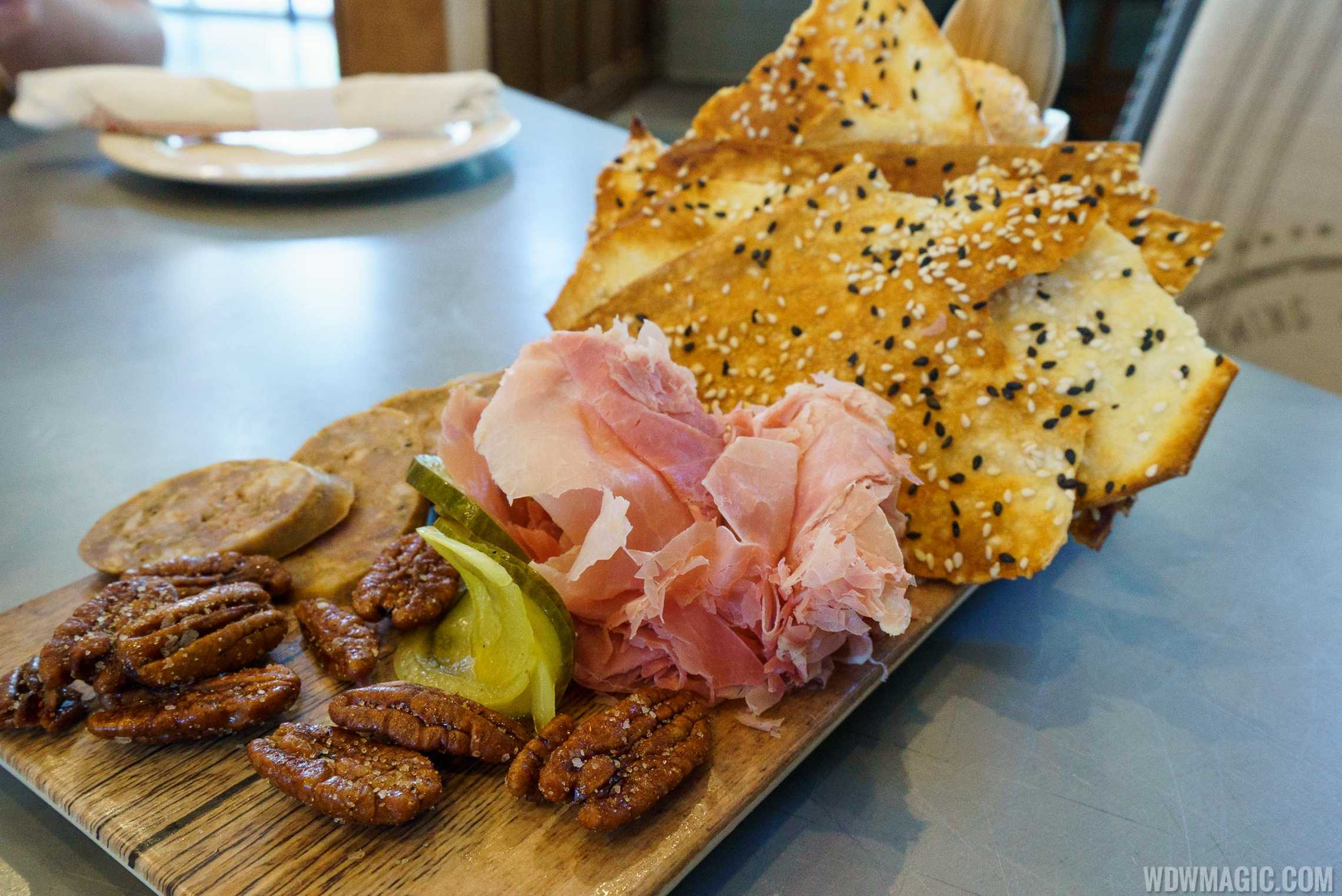 Homecoming restaurant - Jasper Board