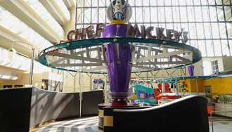 Chef Mickey's relocation to convention center cancelled