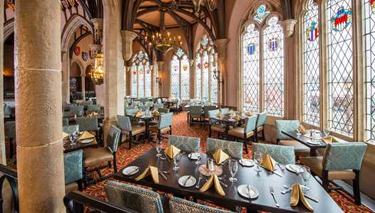 Cinderella's Royal Table closing for brief refurbishment late February 2018