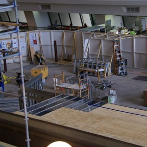 3 of 3: Contempo Cafe - Contempo Cafe construction photos