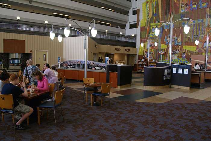Completed Contempo Cafe