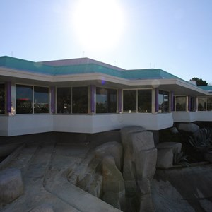 1 of 6: Cosmic Ray's Starlight Cafe - Cosmic Ray's Patio enclosed