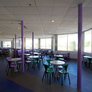 2 of 6: Cosmic Ray's Starlight Cafe - Cosmic Ray's Patio enclosed