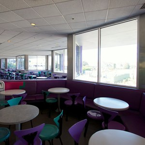 3 of 6: Cosmic Ray's Starlight Cafe - Cosmic Ray's Patio enclosed